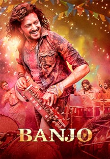 Watch Banjo full movie Online - Eros Now