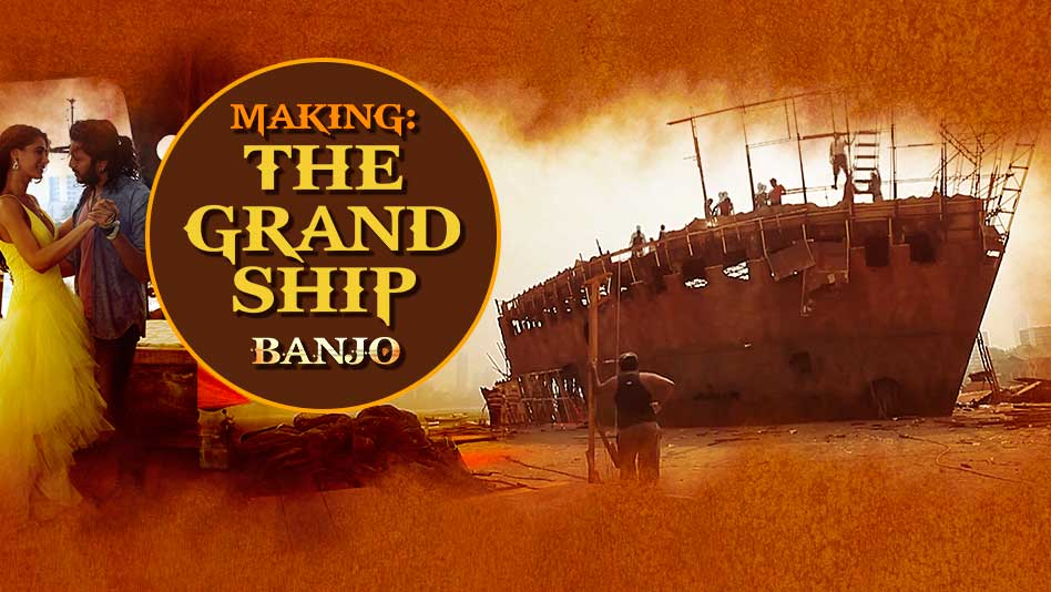 The Grand Ship Of Banjo