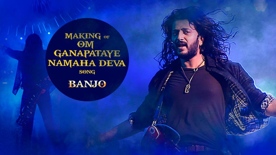 Making of Om Ganapataye Namaha Deva