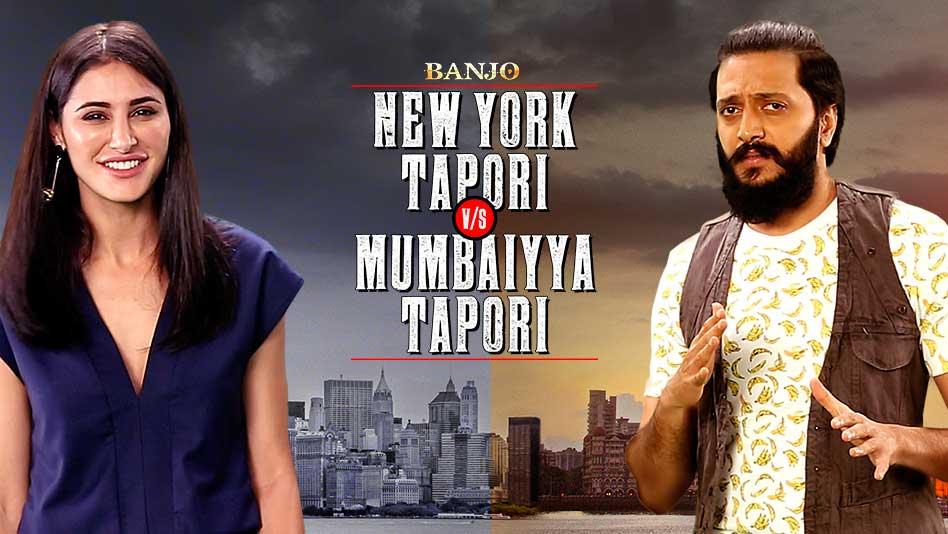 Tapori Standoff With Riteish & Nargis