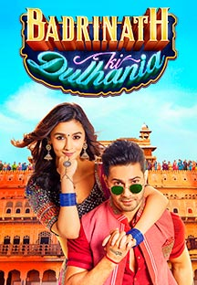 Watch Badrinath Ki Dulhania full movie Online - Eros Now