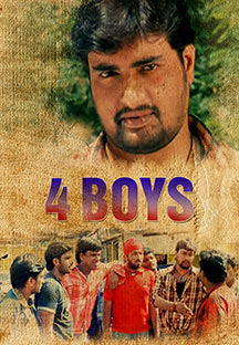 Watch 4 Boys full movie Online - Eros Now