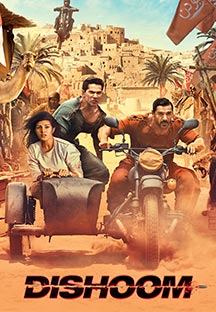 Watch Dishoom - Polish full movie Online - Eros Now