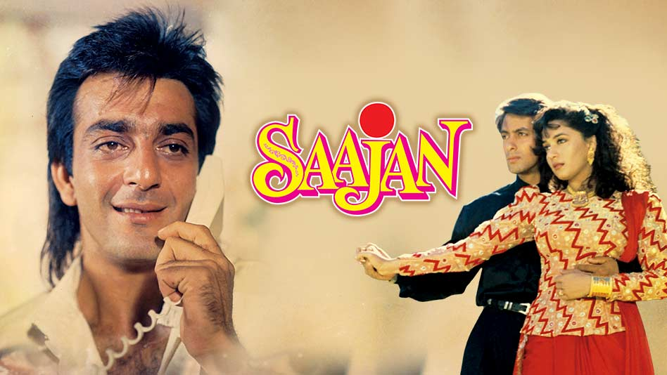 Watch Saajan Full Movie – Online on Eros Now