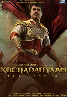 Watch Kochadaiiyaan - The Legend - Hindi full movie Online - Eros Now