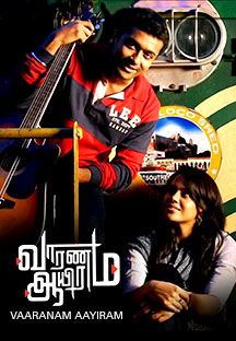 Watch Vaaranam Aayiram full movie Online - Eros Now
