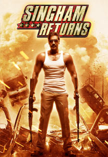 Watch Singham Returns full movie Online - Eros Now