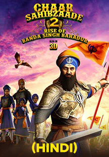 Watch Chaar Sahibzaade - Rise of Banda Singh Bahadur full movie Online - Eros Now