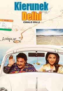 Watch Chalo Dilli - Polish full movie Online - Eros Now