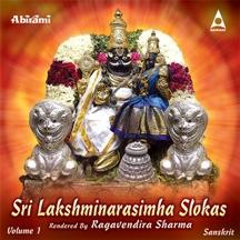 Sri Lakshminarasimha Slokas Vol 1