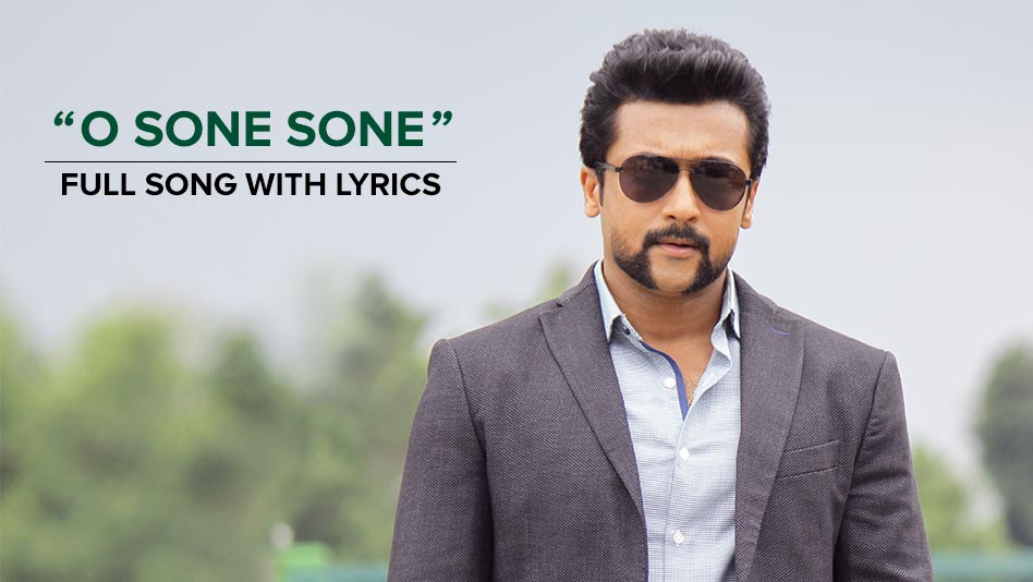 O Sone Sone - Full Song With Lyrics