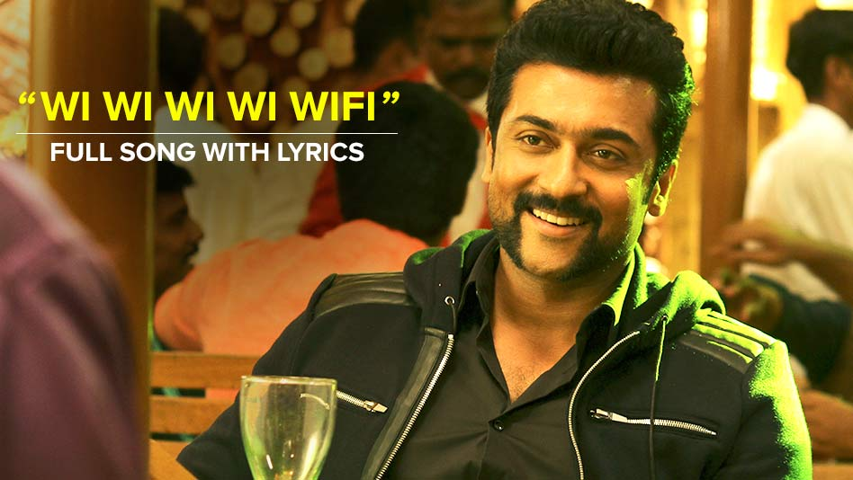 Wi Wi Wi Wi Wifi - Full Song With Lyrics