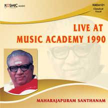 Music Academy (Live 1990)