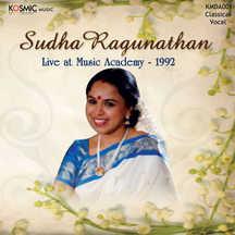 Sudha Ragunathan (Live 1992)