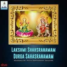 Lakshmi Shahsranamam Durga Sahasranamam