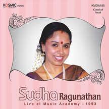 Sudha Ragunathan (Live 1993)