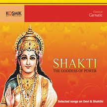 Shakti - The Goddess Of Power
