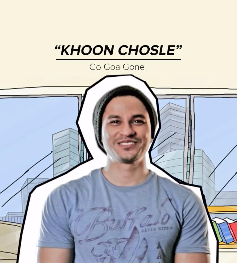 Khoon Choosle