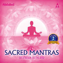 Sacred Mantras Salutation To The God Vol - 2