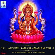 Sri Lakshmi Sahasranamam 1