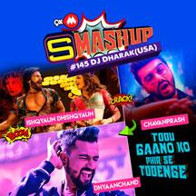 9XM Smashup #145 - DJ Dharak (USA)