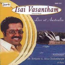 Isai Vasantham (Live At Australia)