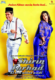 Watch Shirin Farhad Ki Toh Nikal Padi full movie Online - Eros Now