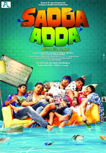 Watch Sadda Adda full movie Online - Eros Now