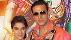Akshay, Asin visit Delhi for Promotion Of Khiladi 786