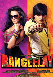 Watch Rangeelay full movie Online - Eros Now