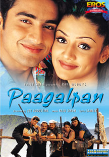 Watch Paagalpan full movie Online - Eros Now