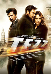 Watch Tezz full movie Online - Eros Now