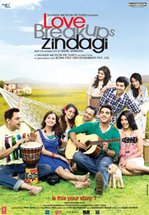Watch Love Breakups Zindagi full movie Online - Eros Now