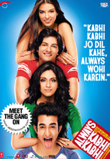Watch Always Kabhi Kabhi full movie Online - Eros Now