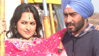 Son Of Sardaar - Film Making