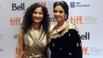 Sridevi and the English Vinglish Team at the Toronto International