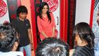 Sridevi and Gauri Shinde At Radio Stations Promoting English Vinglish