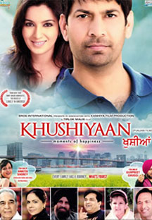Watch Khushiyaan full movie Online - Eros Now