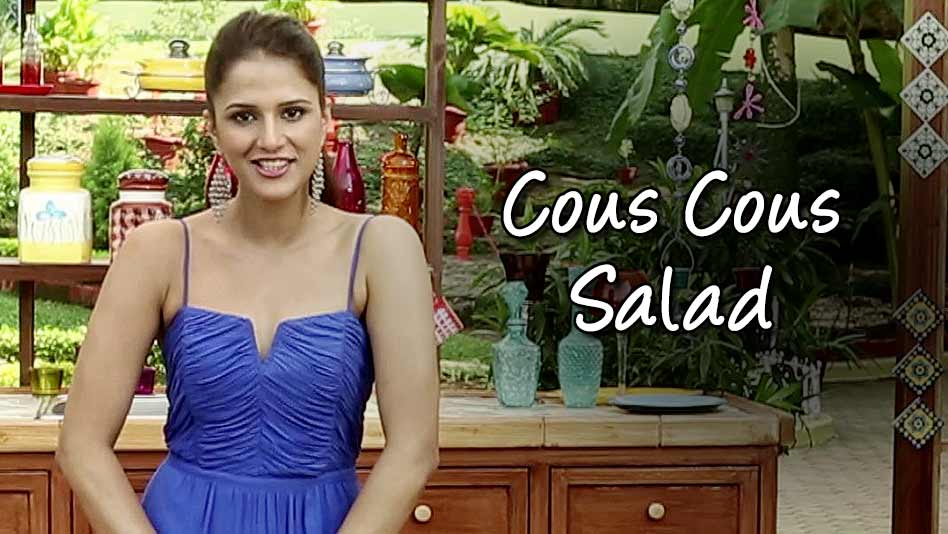 Watch Shipra's Kitchen - Cous Cous Salad on Eros Now