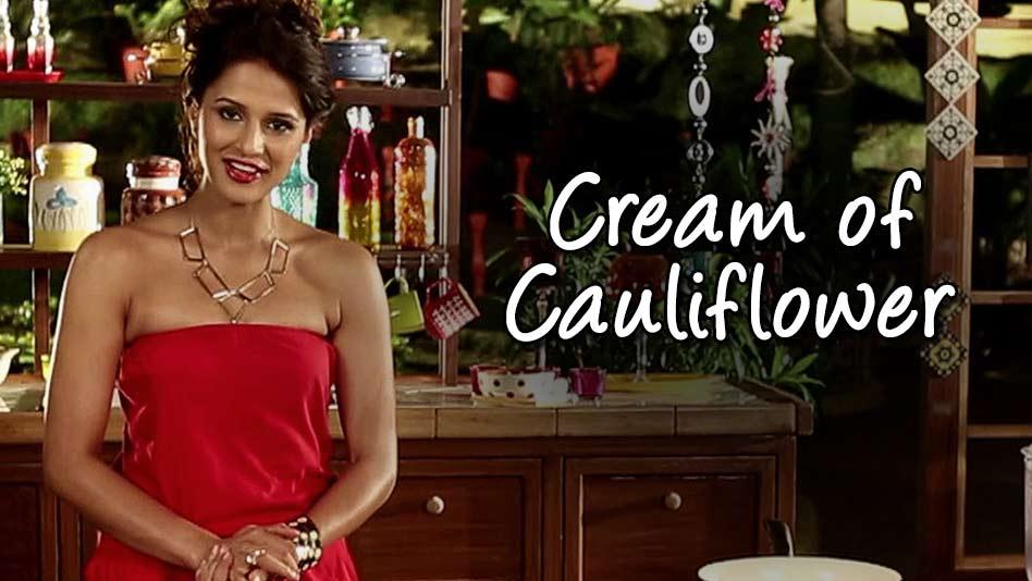 Watch Shipra's Kitchen - Cream of Cauliflower on Eros Now
