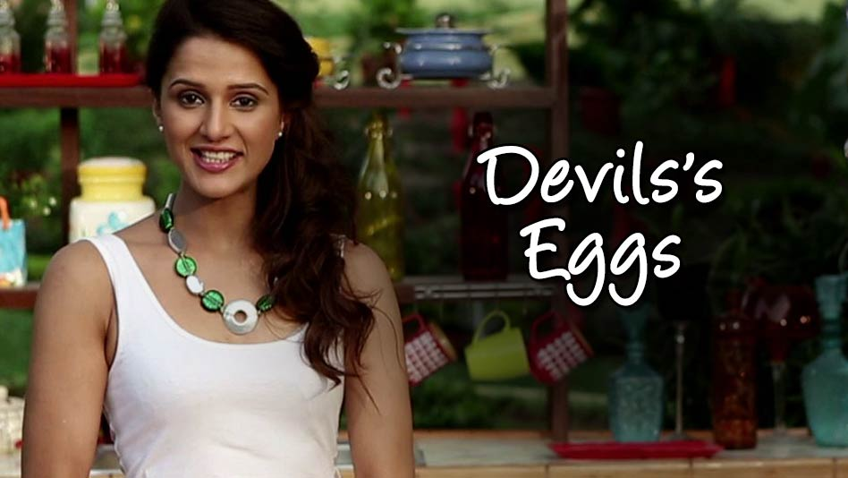 Watch Shipra's Kitchen - Devil's Egg on Eros Now