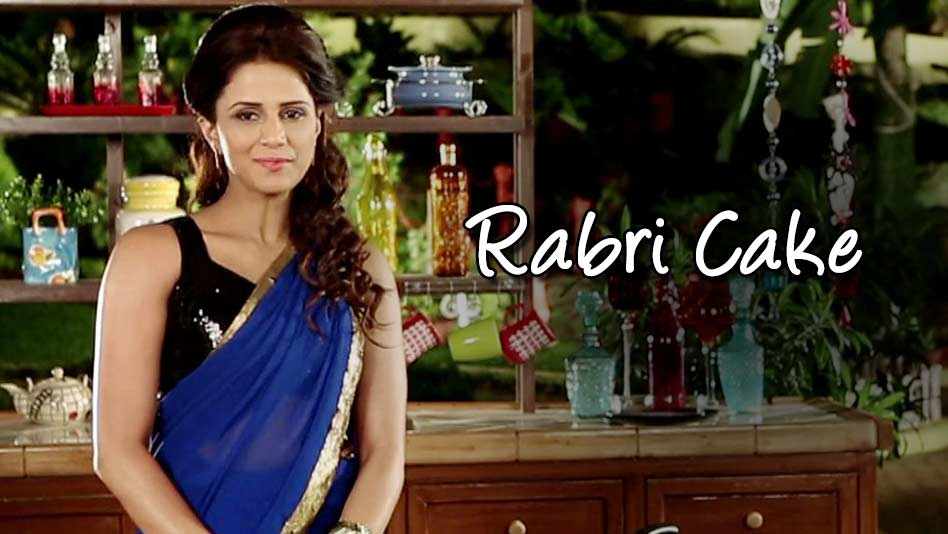 Watch Shipra's Kitchen - Rabri Cake on Eros Now