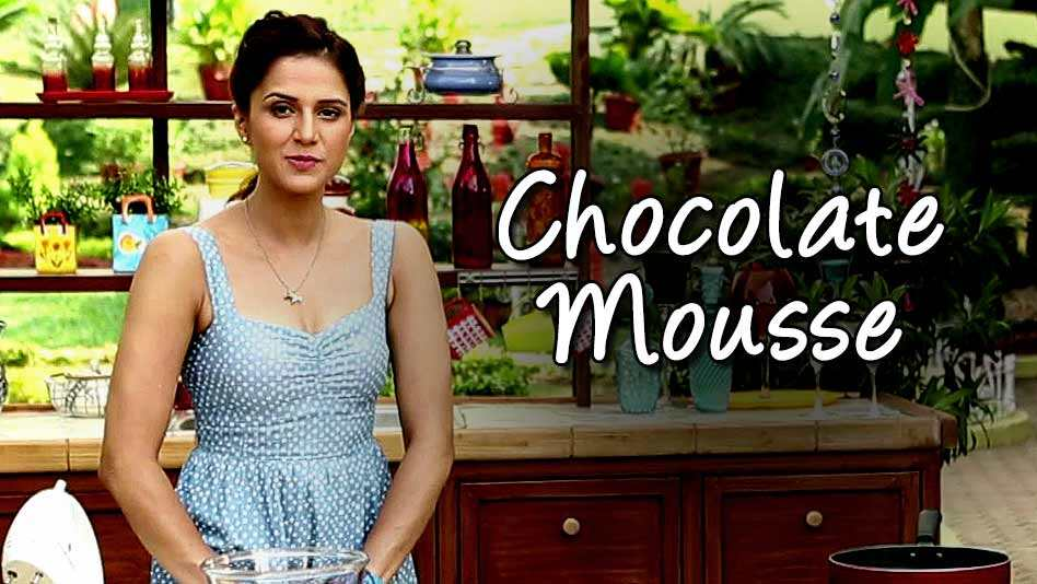 Watch Shipra's Kitchen - Chocolate Mousse on Eros Now