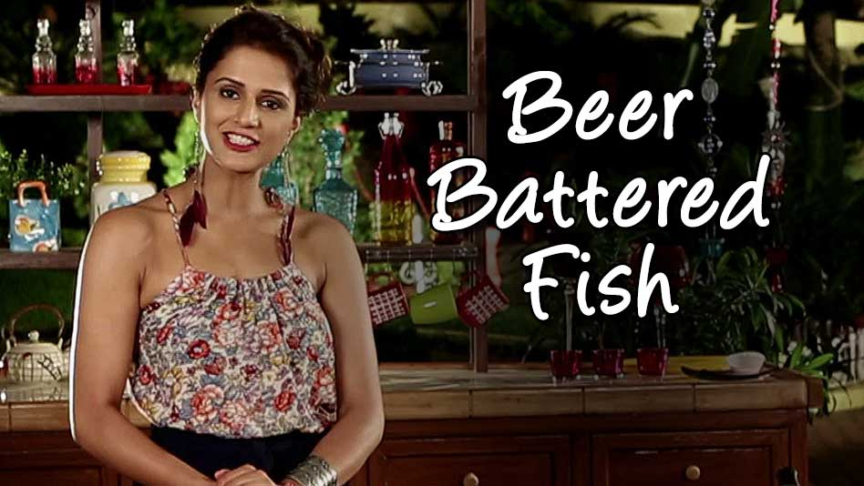 Watch Shipra's Kitchen - Beer Battered Fish on Eros Now