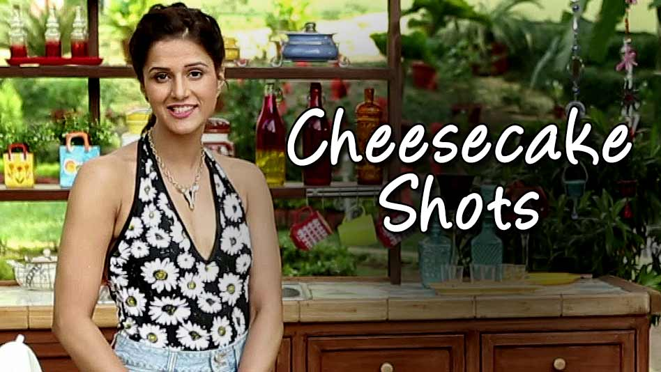 Watch Shipra's Kitchen - Cheesecake Shots on Eros Now