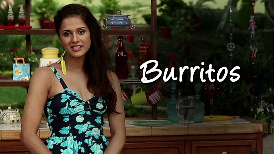 Watch Shipra's Kitchen - Burritos on Eros Now