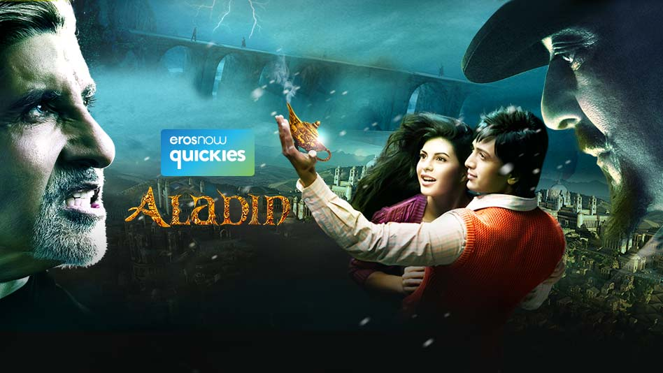 Watch Aladin - Aladin on Eros Now