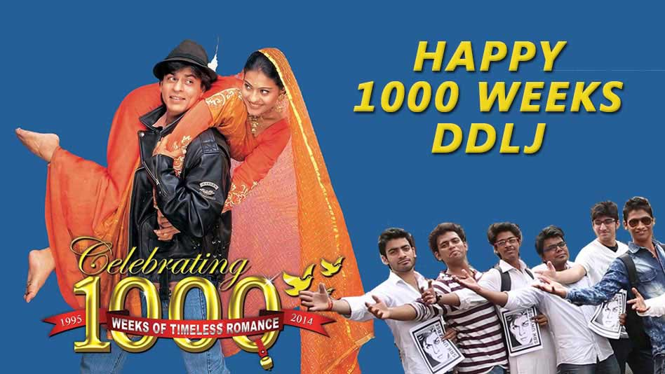 20 Years Later, The magic of DDLJ is still alive
