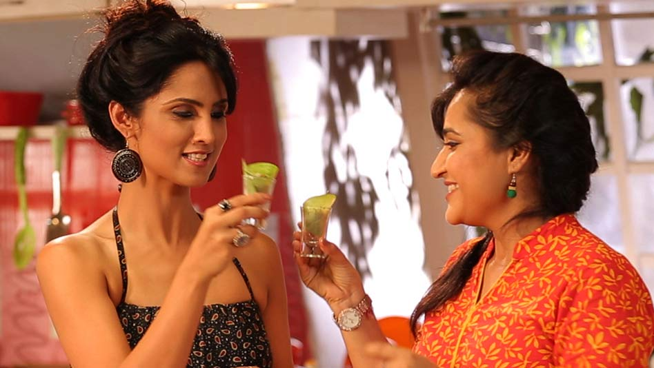 Watch Kitchen Politics - Paan Gulkand Sorbet on Eros Now