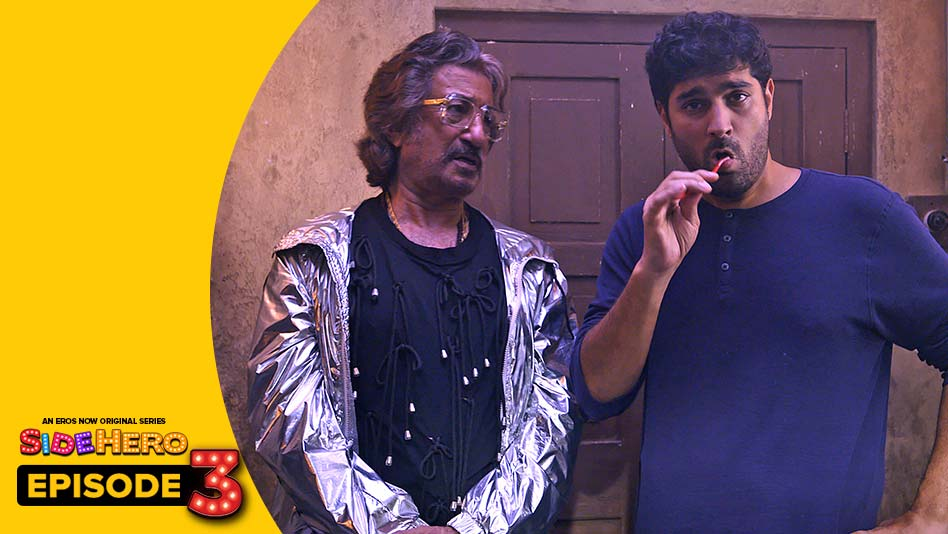 Watch SideHero - 3. Nautanki Saala on Eros Now